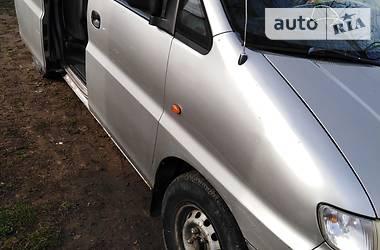 Hyundai H 200 груз.-пасс. 2001 в Львове