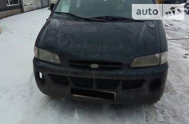 Hyundai H 200 груз.-пасс. 2000 в Черновцах