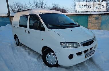 Hyundai H 200 груз.-пасс. 2001 в Днепре