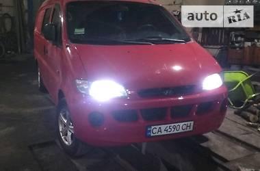 Hyundai H 200 груз.-пасс. 2000 в Жашкове