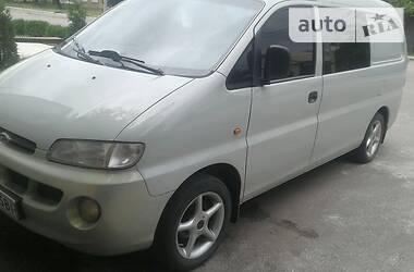 Hyundai H 200 груз.-пасс. 2000 в Кропивницком