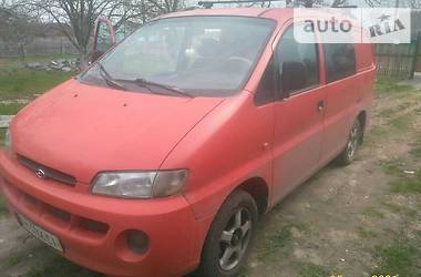 Минивэн Hyundai H 200 груз.-пасс. 2000 в Коростышеве