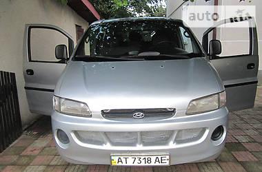Hyundai H 200 пасс. 1999 в Калуші