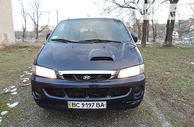 Hyundai H 200 пасс. 2003 в Тернополе