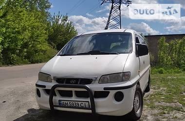 Hyundai H 200 пасс. 2002 в Житомире