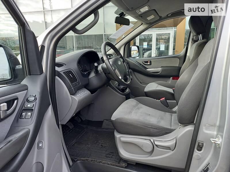 Hyundai H1 пасс. OFFICIAL AUTO 2017 2016