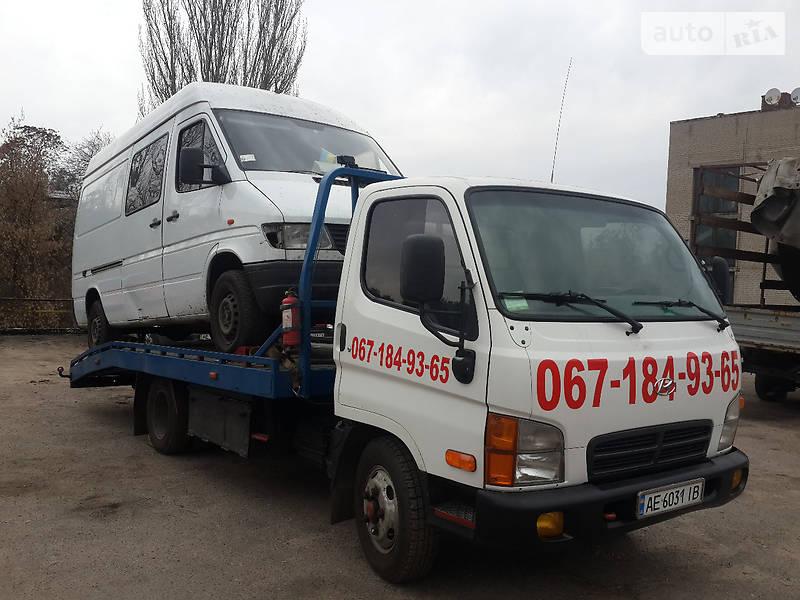 запчасти грузовики hyundai днепропетровск