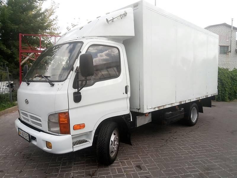 Фургон Hyundai HD 65 2004 в Києві