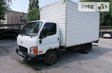 Фургон Hyundai HD 65 2004 в Кривом Роге