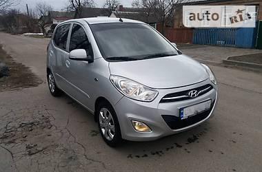 Hyundai i10 2011 в Черкассах