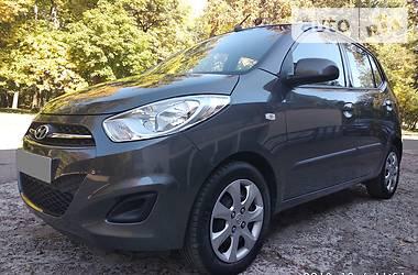 Hyundai i10 2011 в Чернигове