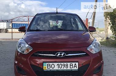 Hyundai i10 2012 в Тернополе