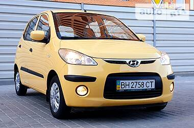 Hyundai i10 2009 в Одессе