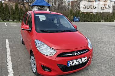 Hyundai i10 2013 в Черновцах