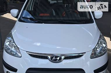 Седан Hyundai i10 2010 в Киеве