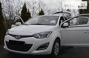 Hyundai i20 2014 в Харькове