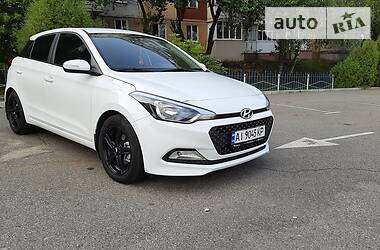 Hyundai i20 2017 в Киеве