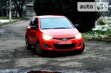 Hyundai i20 2013 в Ровно