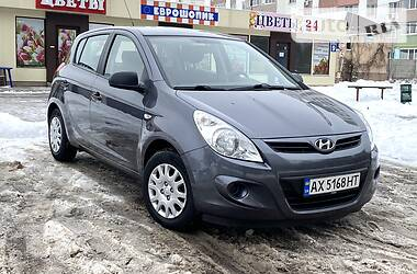 Hyundai i20 2012 в Харкові