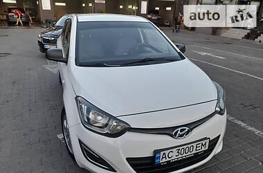 Хэтчбек Hyundai i20 2014 в Луцке