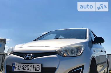 Хэтчбек Hyundai i20 2013 в Мукачево