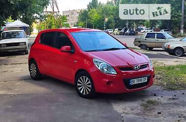 Хэтчбек Hyundai i20 2011 в Николаеве