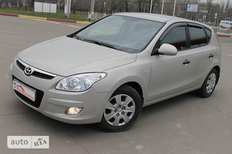 Hyundai i30 2008 в Николаеве