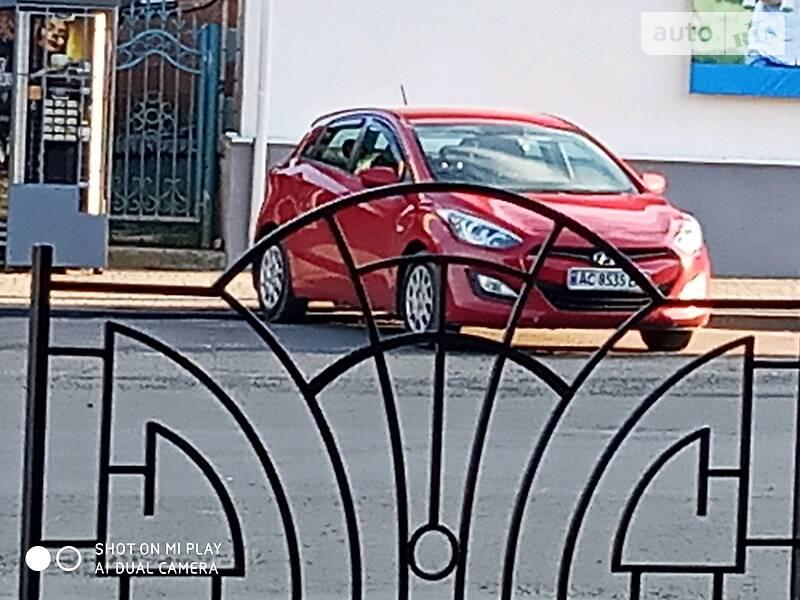 Hyundai i30 2014 в Рожище