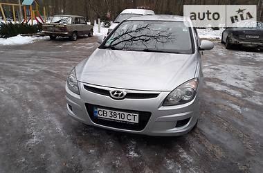 Хэтчбек Hyundai i30 2010 в Киеве