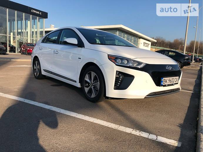 Hyundai Ioniq 2017 в Ровно