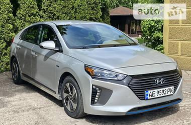Хэтчбек Hyundai Ioniq 2017 в Кривом Роге