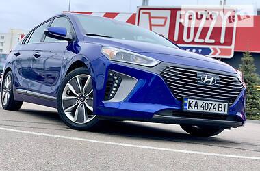 Хэтчбек Hyundai Ioniq 2018 в Киеве