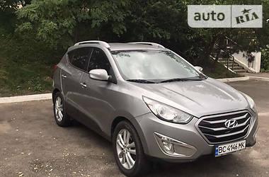 Позашляховик / Кросовер Hyundai ix35 2012 в Львові