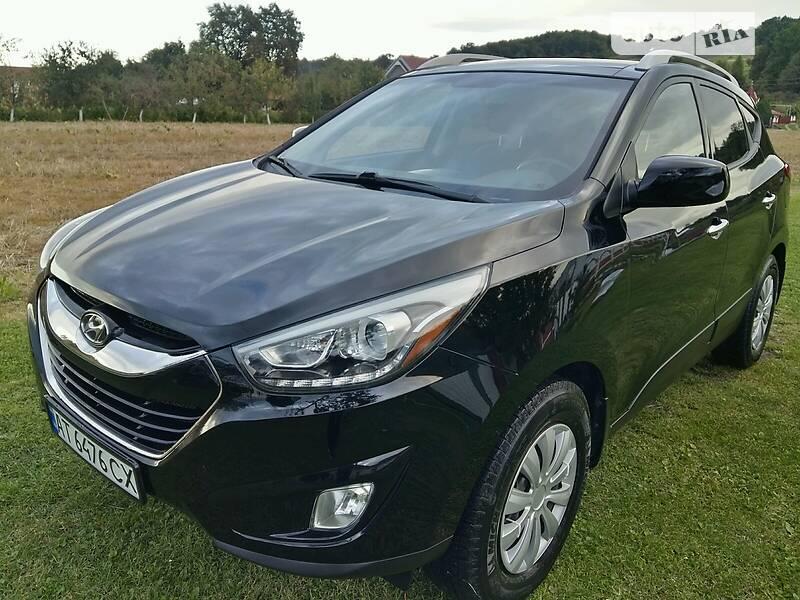 Hyundai ix35 limited edition