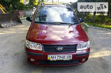 Hyundai Matrix 2006 в Донецке