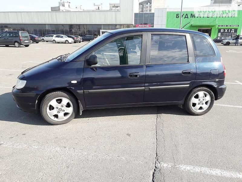 Хетчбек Hyundai Matrix 2006 в Києві