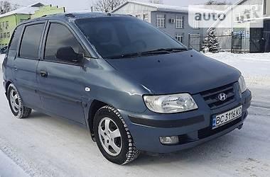 Hyundai Matrix 2001 в Киеве