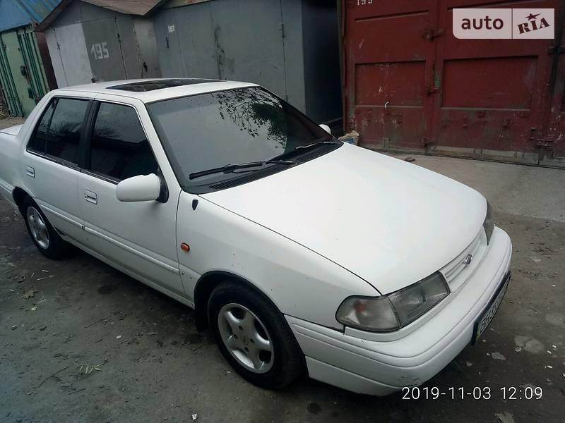 Hyundai Pony 1993 в Черноморске