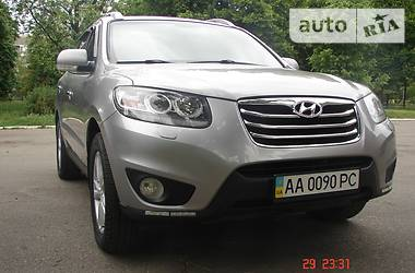 Hyundai Santa FE FULL 2011