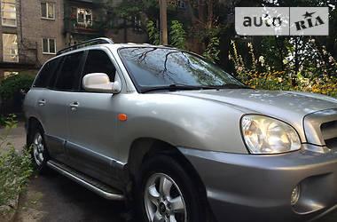 Позашляховик / Кросовер Hyundai Santa FE 2006 в Дніпрі