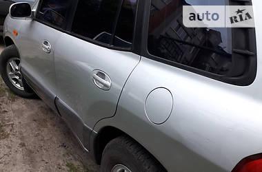 Hyundai Santa FE 2002 в Полтаве