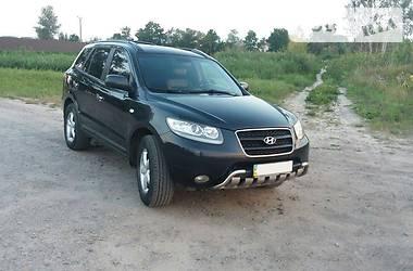 Hyundai Santa FE 2008 в Днепре