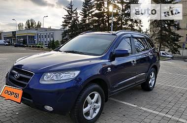 Hyundai Santa FE 2007 в Донецке