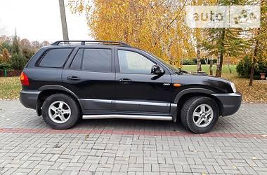 Hyundai Santa FE 2001 в Луцке