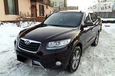 Hyundai Santa FE 2012 в Виннице