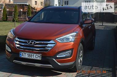 Hyundai Santa FE 2014 в Ивано-Франковске