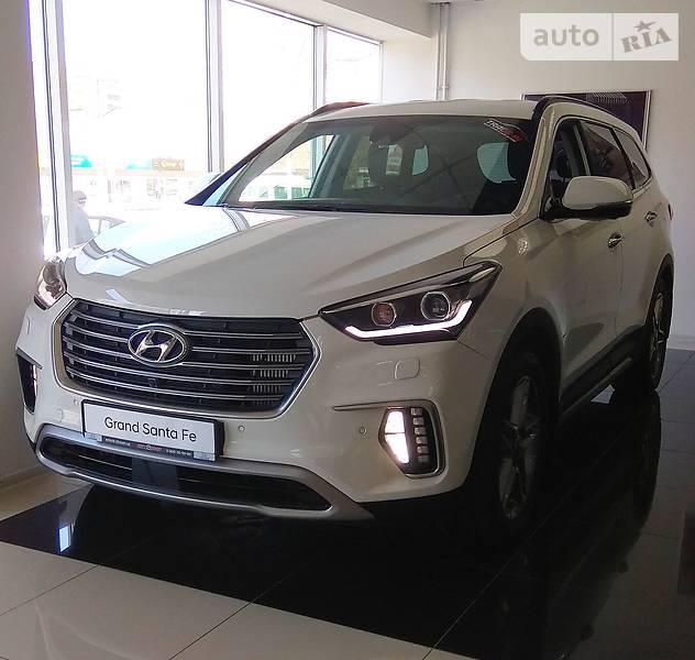 Hyundai Santa FE 2017 года в Николаеве