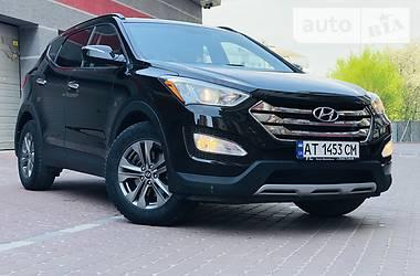 Hyundai Santa FE 2013 в Ивано-Франковске
