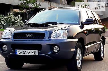 Hyundai Santa FE 2004 в Дніпрі
