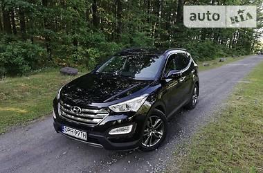 Hyundai Santa FE 2013 в Луцке